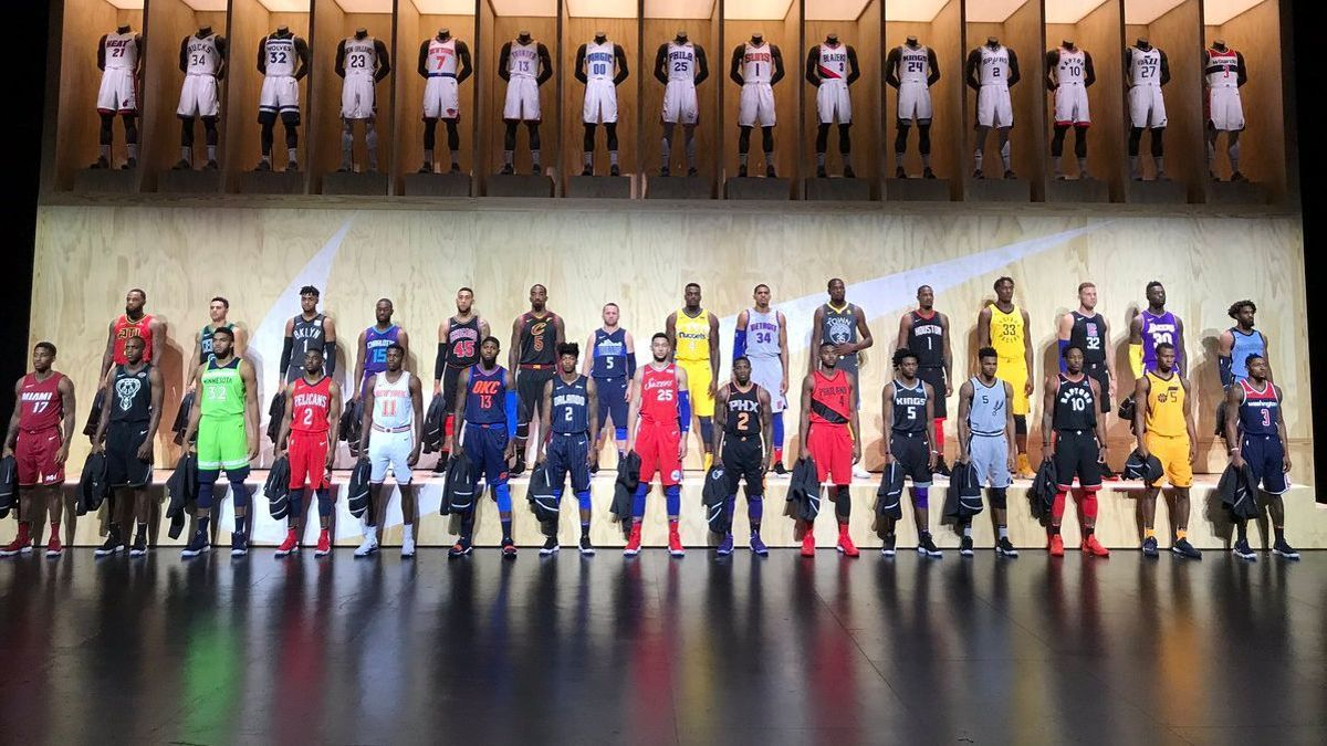 b0c7bfd2e74f SportsNation -- Check out the NBA s new alternate uniforms