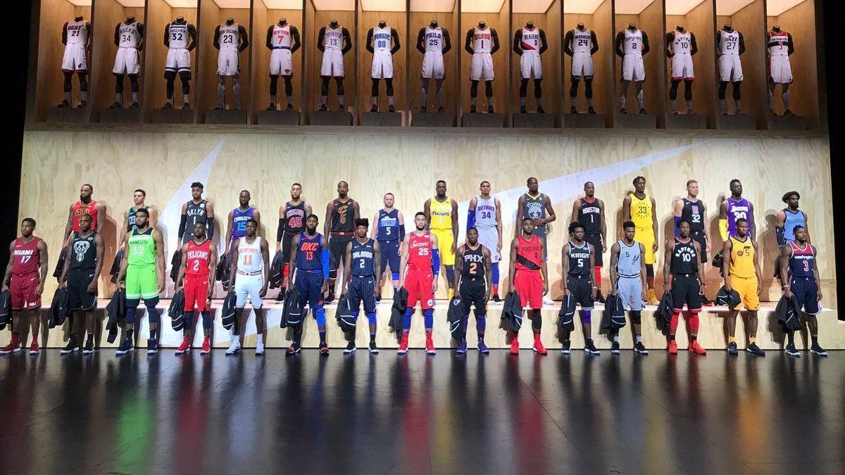 bafa673c9613 SportsNation -- Check out the NBA s new alternate uniforms