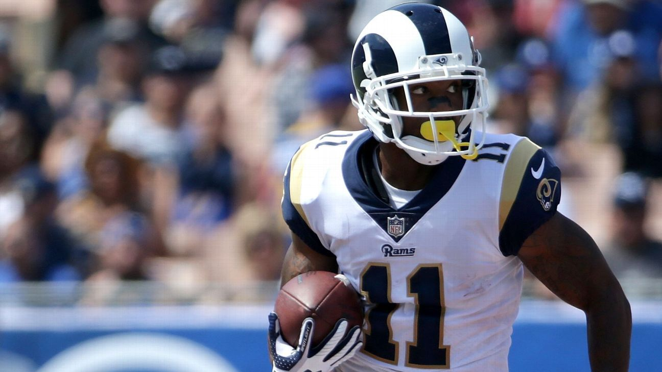 c3198be21 Los Angeles Rams  still feeling it out  with Tavon Austin - Los Angeles  Rams Blog- ESPN
