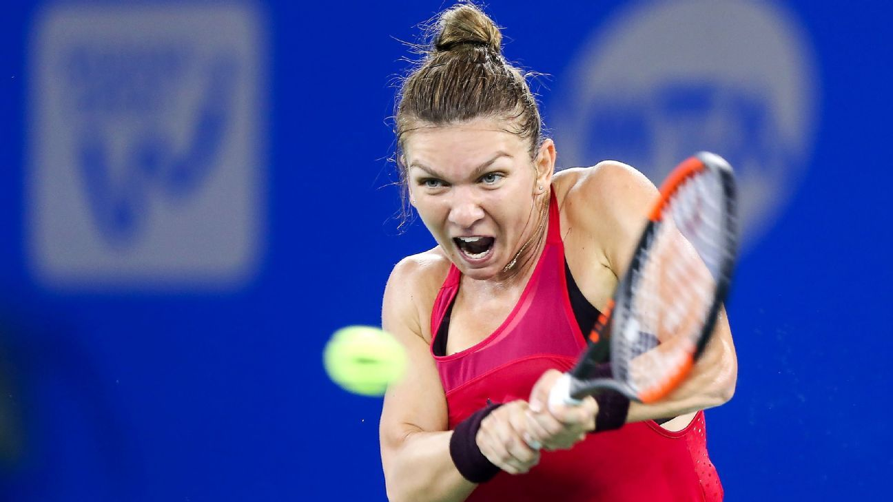 Simona Halep Secures Top Ranking With China Open Semifinal Win