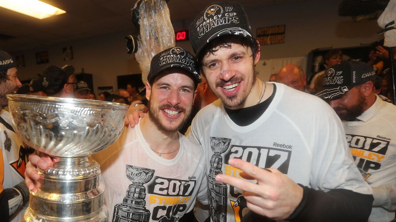 How the Penguins plan to go on (at least) one more Cup run with Sidney Crosby