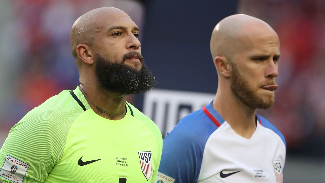 65ed4cfd1 Tim Howard rejects idea U.S. Soccer has 'systematic problems'