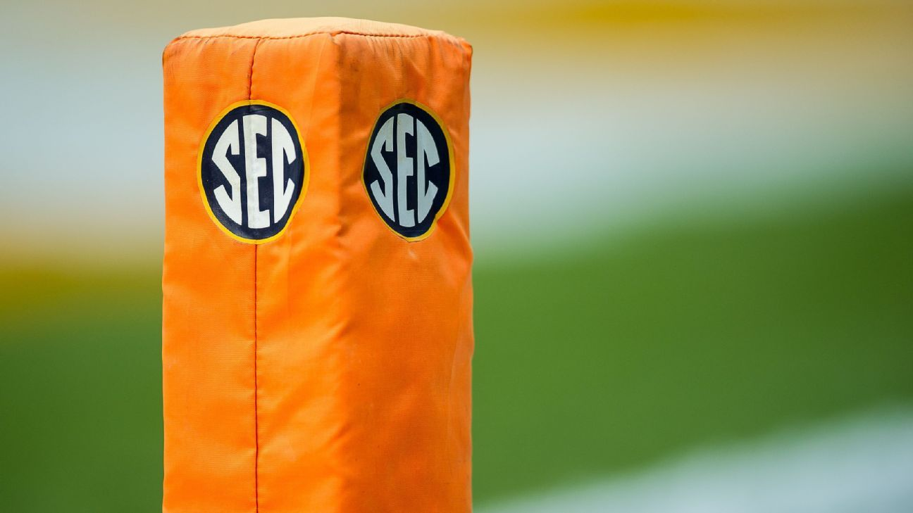 SEC commissioner Greg Sankey – Concern about football season 'high to very high' – ESPN