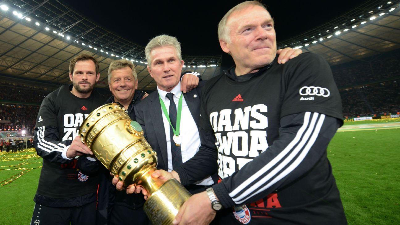 Bayern Munich confirm Jupp Heynckes return for fourth spell as head coach
