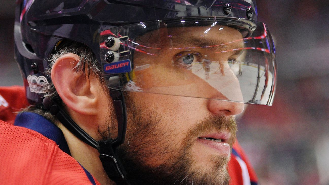 NHL -- Washington Capitals captain Alex Ovechkin s hot start fueled by  special sauce  826fa1ff8b