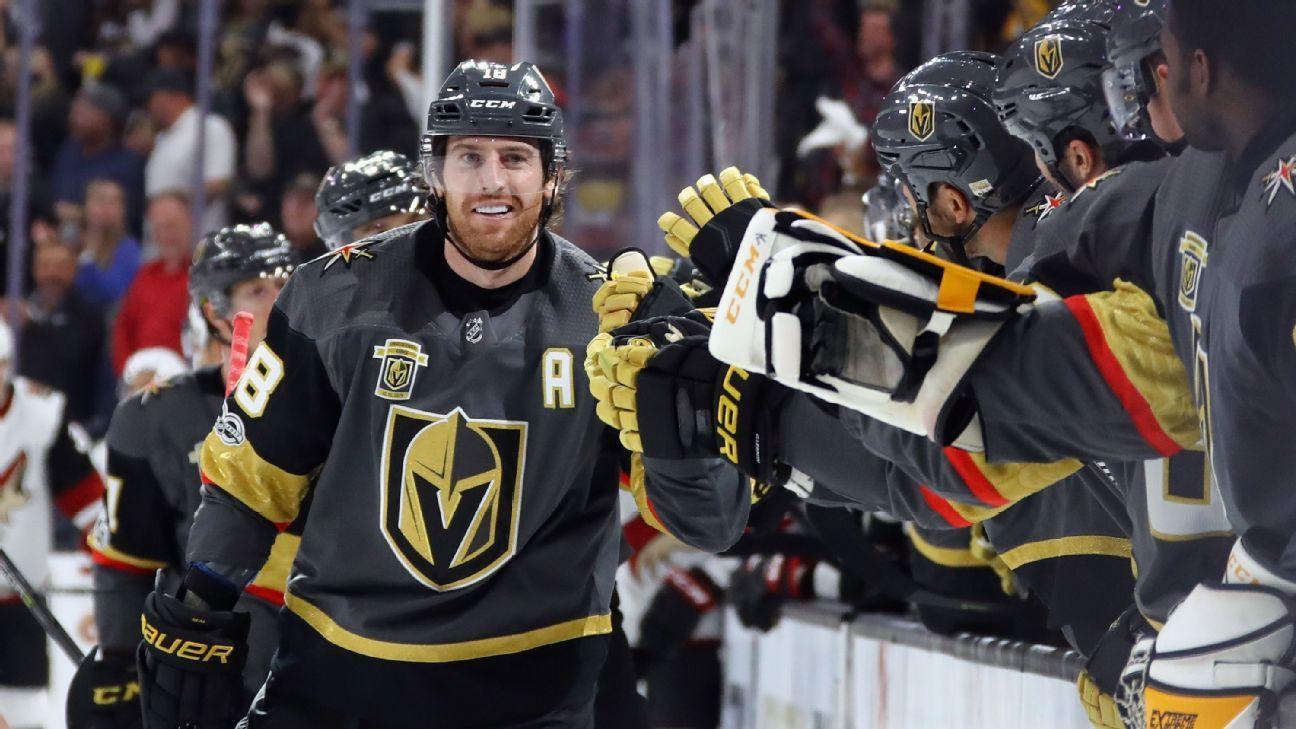 aef715ffd5c NHL - Should the Vegas Golden Knights trade James Neal, lock in William  Karlsson
