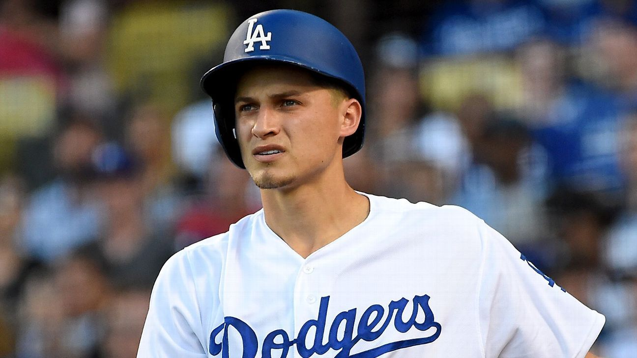 dodgers face tough choices   middle  corey seager  sweetspot espn
