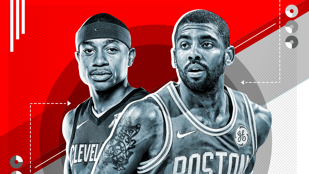 cafffcfbbc65 Why the Cleveland Cavaliers won the Kyrie Irving-Isaiah Thomas trade
