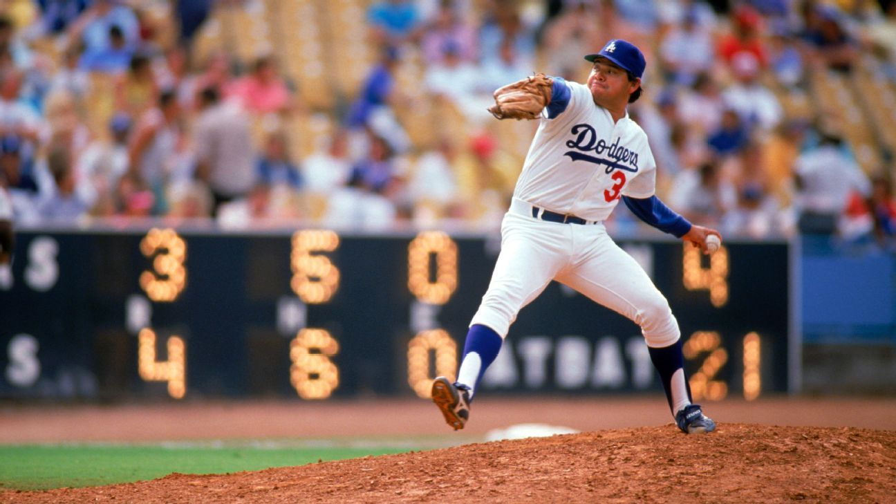 65316e14a Fernandomania flashbacks  How the Dodgers legend s rise to fame began with  the Astros