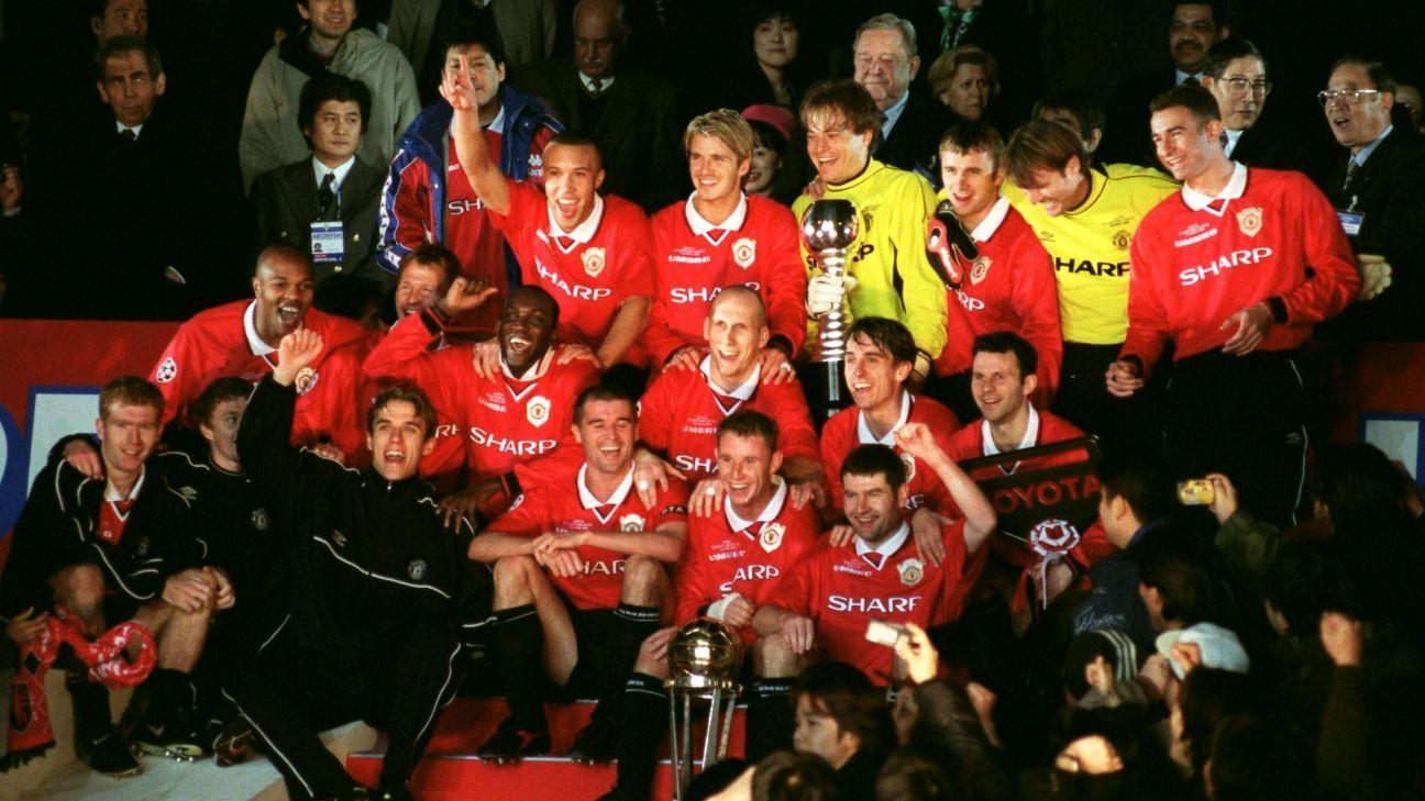Liverpool campeão mundial 1999