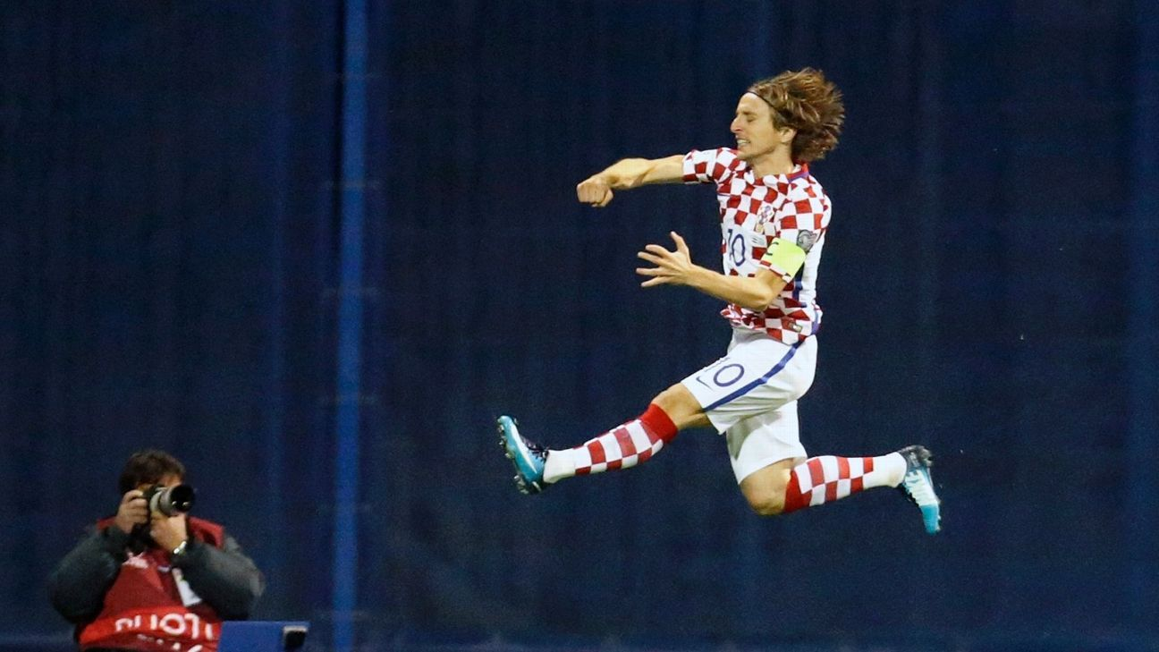 Real Madrid S Luka Modric I Can See Myself Playing In Mls