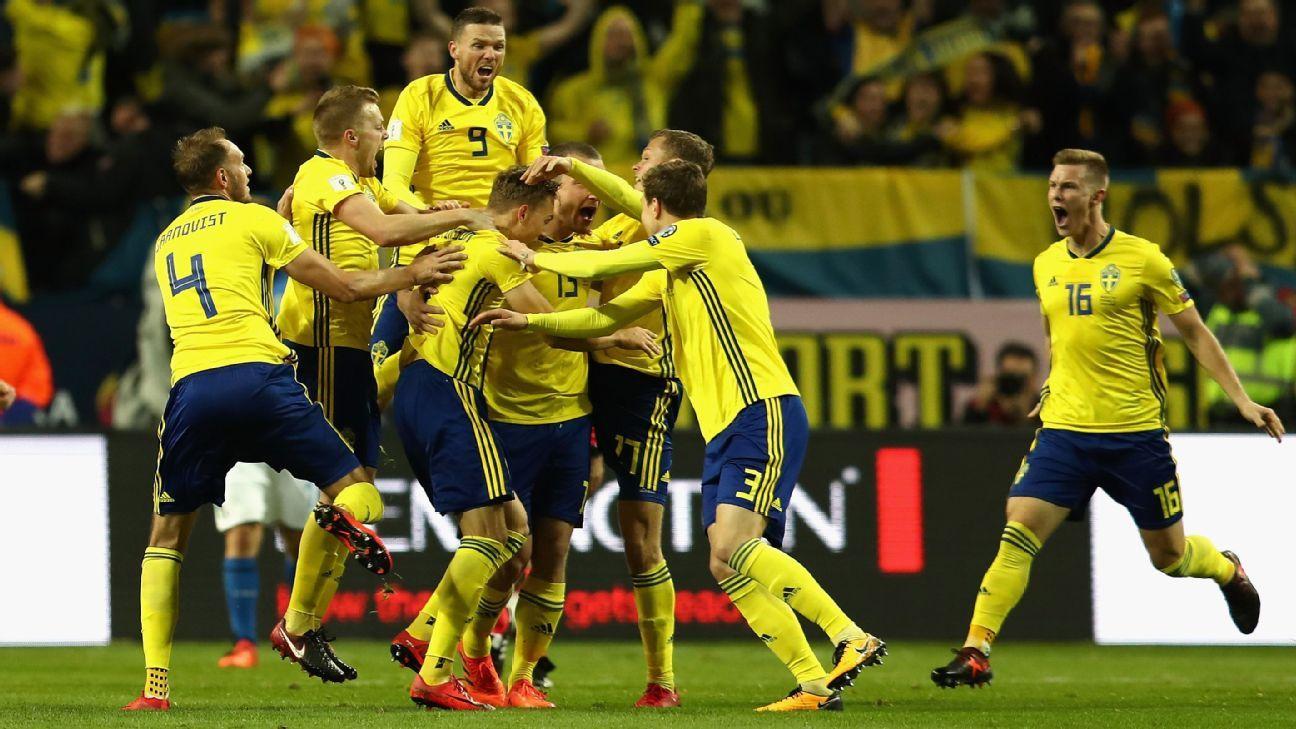 95e4e7d6bd1 Sweden vs. Italy - Football Match Report - November 10
