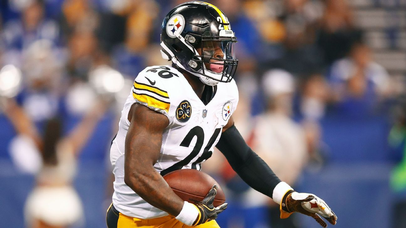 26fbe9c5a79 2018 Pittsburgh Steelers starters, 53-man roster, schedule prediction - Pittsburgh  Steelers Blog- ESPN