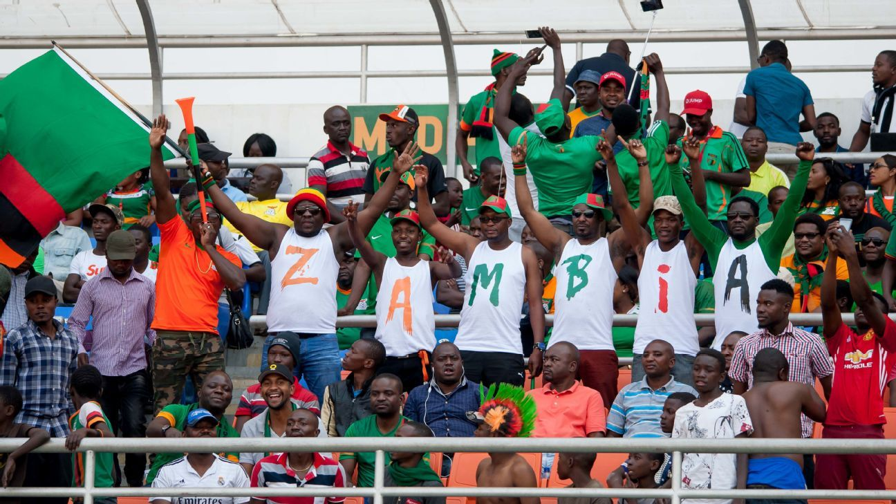 Resurgent Chipolopolo target Afcon place