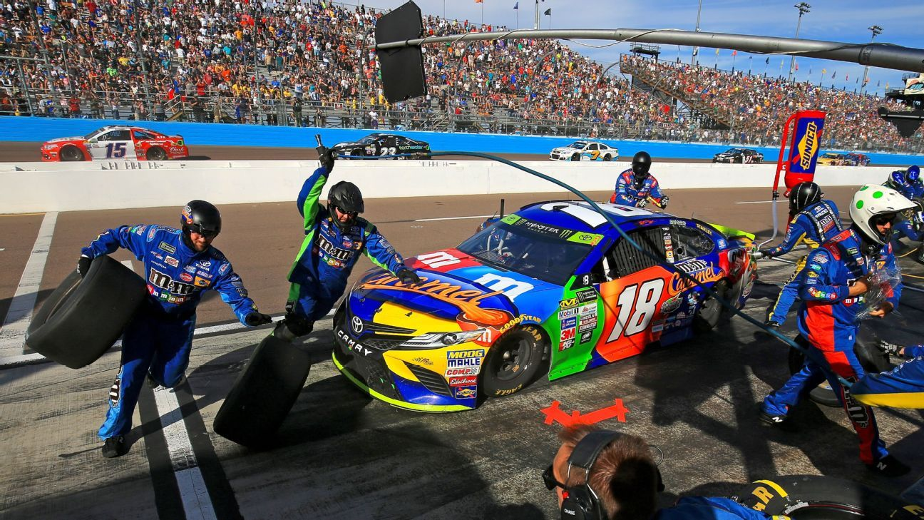 Nascar Will New Pit Stop Rules Even The Field