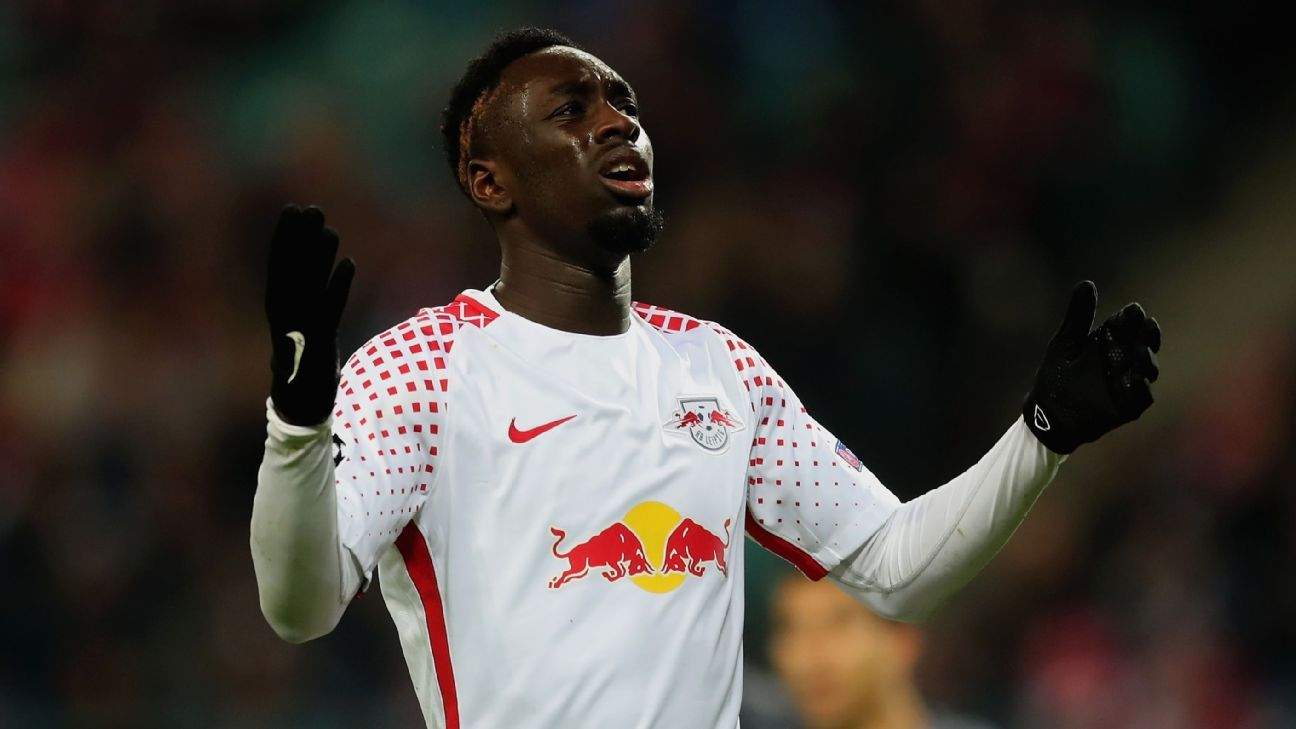 22bbddb4ceb Jean-Kevin Augustin faces punishment for refusing France under-21 call-up