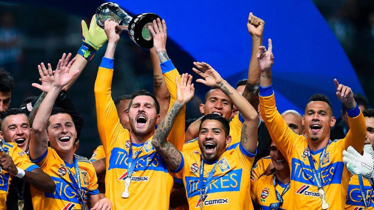 3d9615438 Nuevo Leon pair still top Liga MX