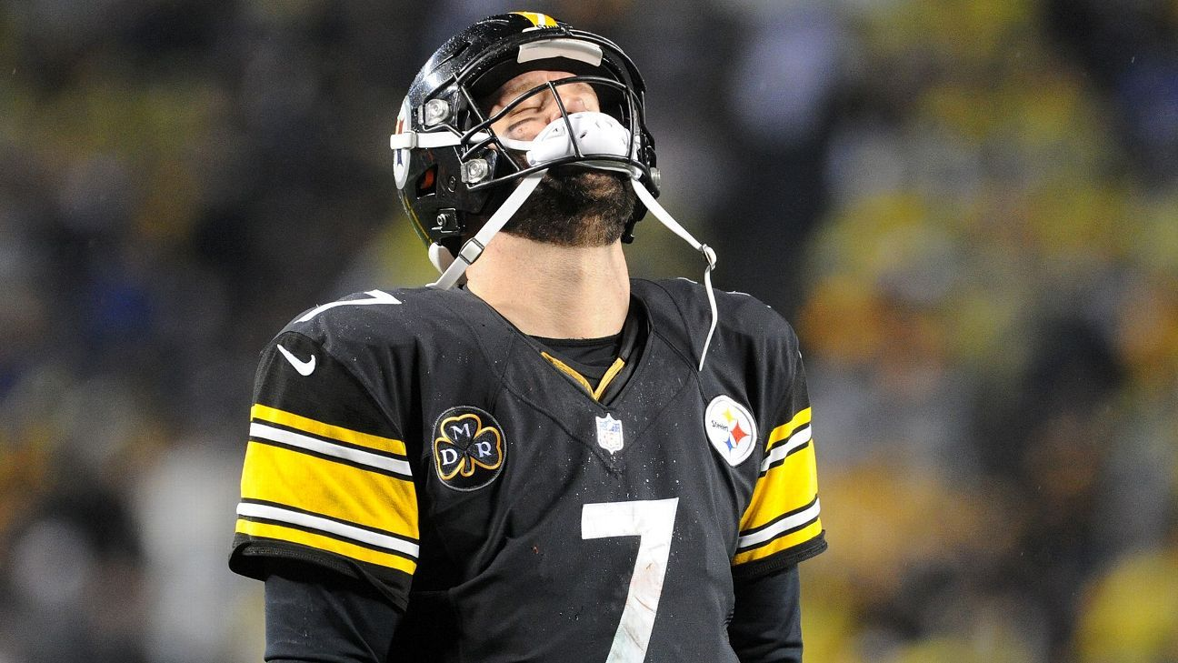 Big Ben: Can't recall how play broke down