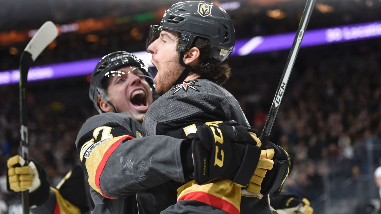 NHL - Is the 'Vegas Flu' real? Inside the Golden Knights