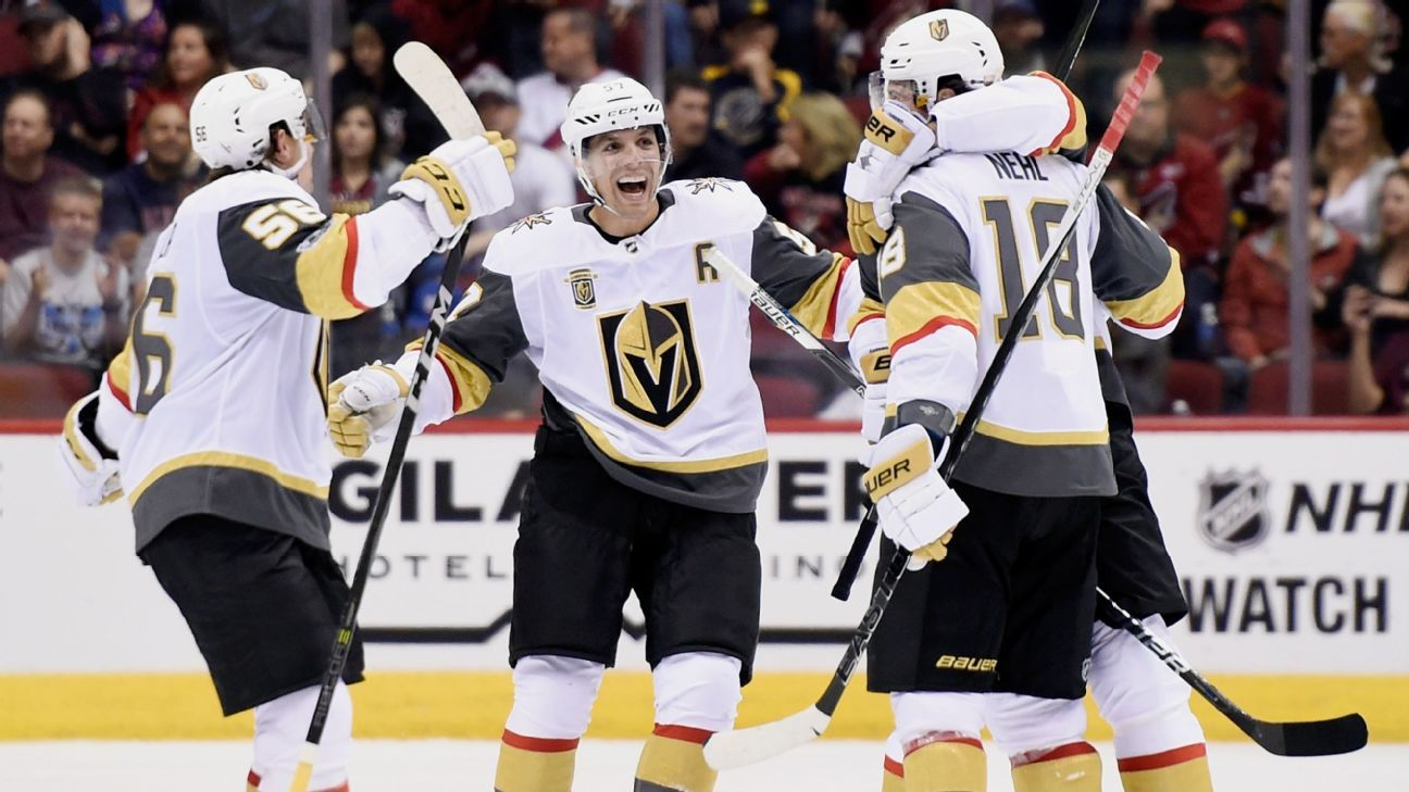 0d584f4ae2d NHL - Are the Vegas Golden Knights the best expansion franchise ever