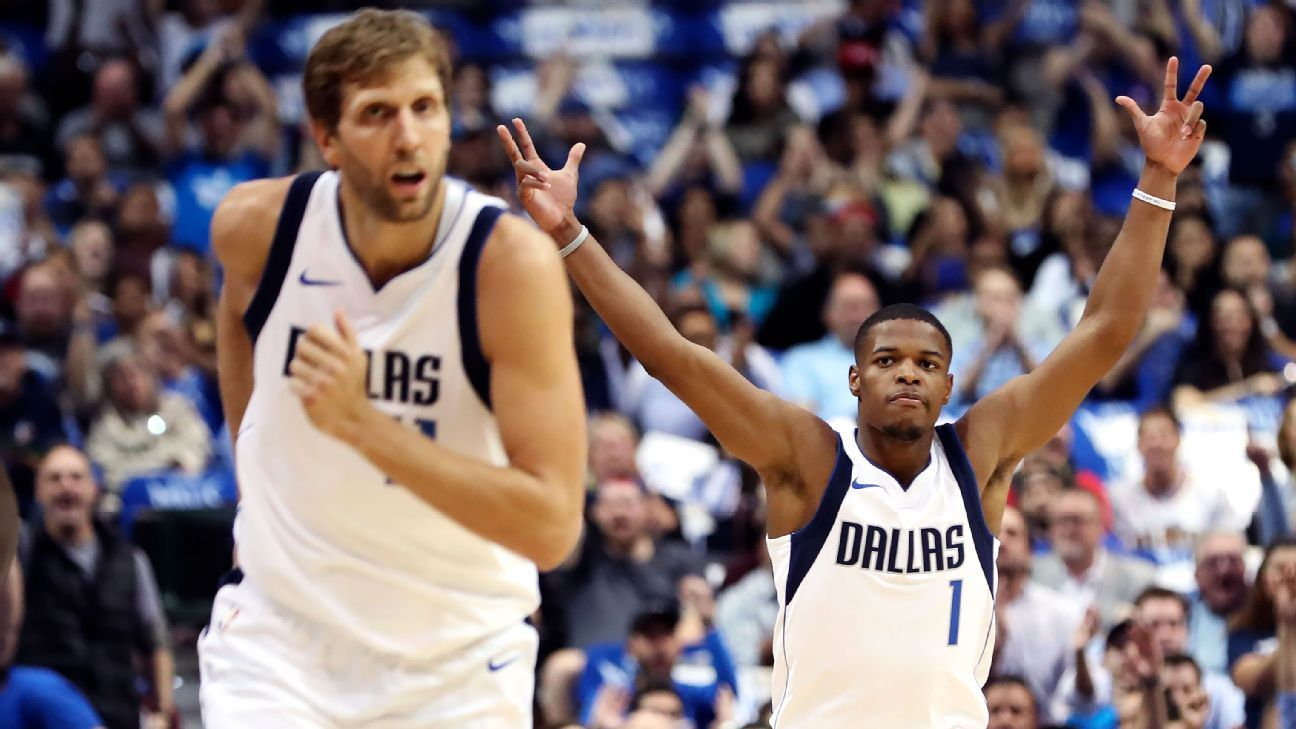 The growing pains of grooming Mavs rookie Dennis Smith Jr.