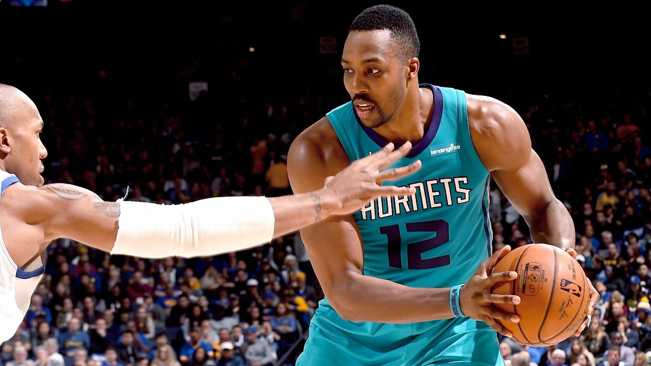 7067968b113 Dwight Howard trade grades for Nets and Hornets deal - NBA