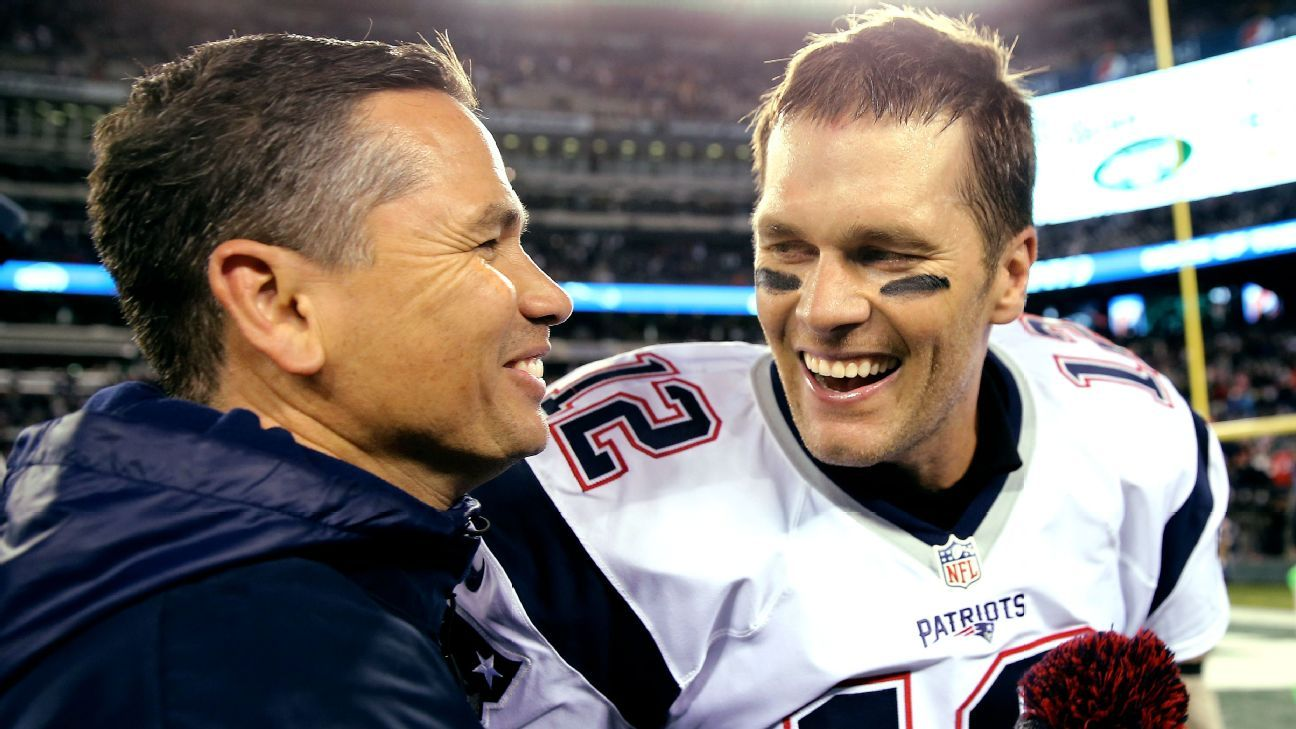 Tom Brady's trainer Alex Guerrero flies on New England