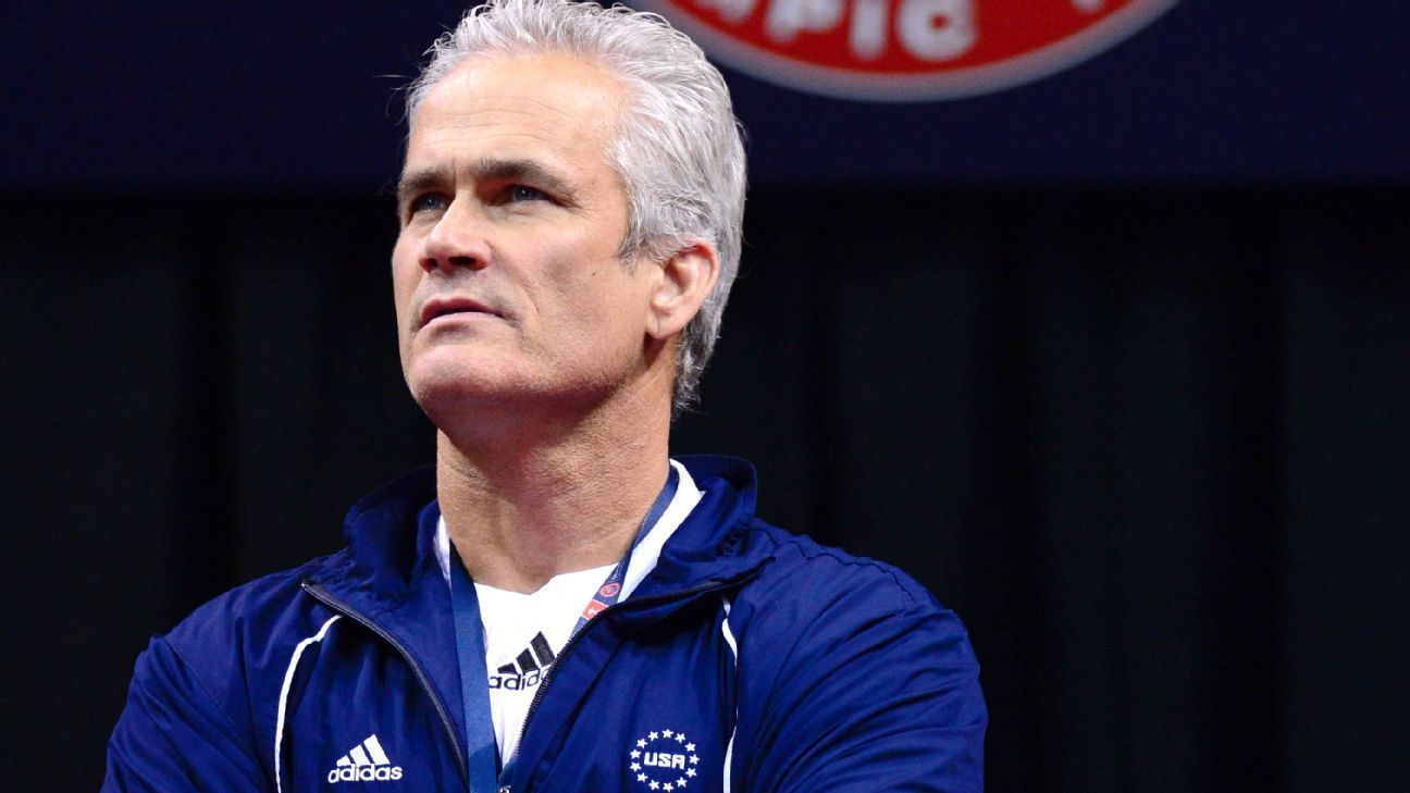 USA Gymnastics suspends former Olympics coach John Geddert who is tied to Larry Nassar