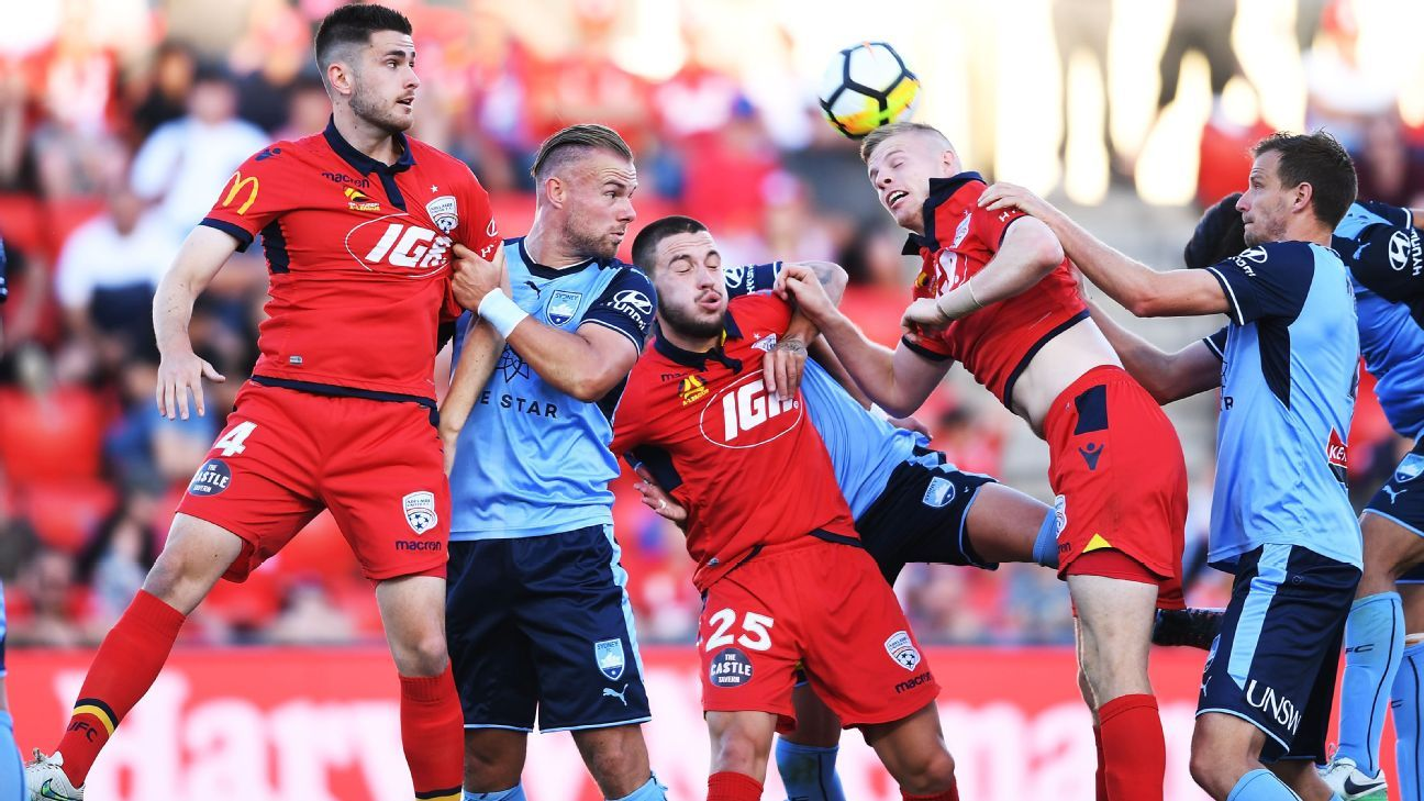 Adelaide United vs. Sydney FC - Football Match Report ...