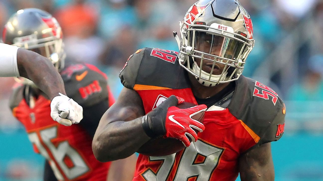 big sale 1432d 8161a Tampa Bay Buccaneers fear Kwon Alexander tore ACL in win