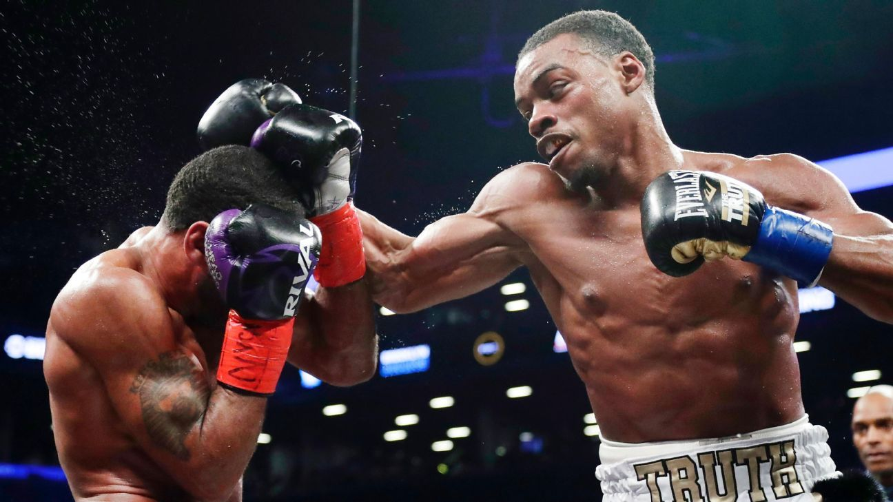 Espn Boxing Pound For Pound Rankings Errol Spence Jr Makes A Move
