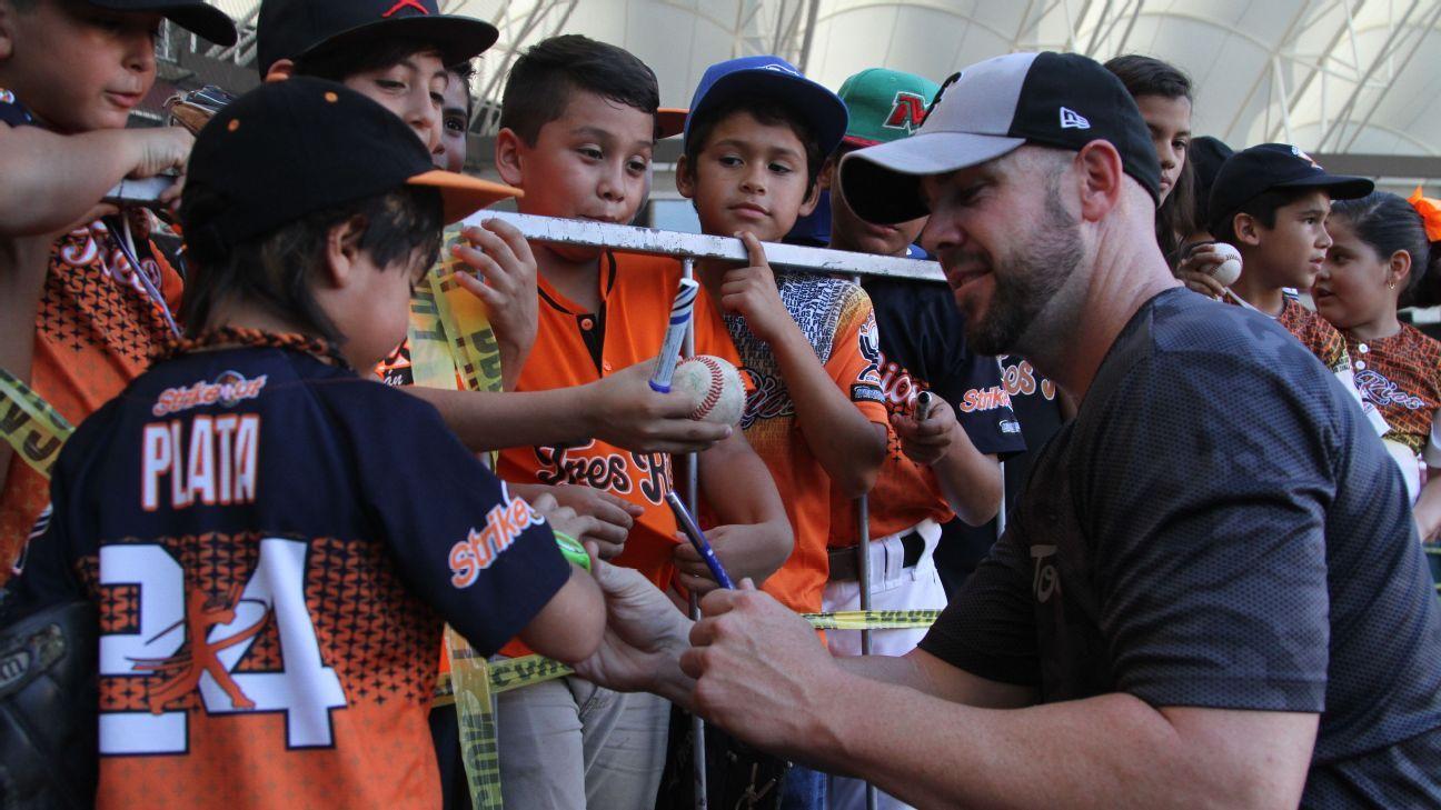 32cf8326cd894 South of the border year-round baseball attracts U.S. seasoned pros -  OneNacion Blog- ESPN