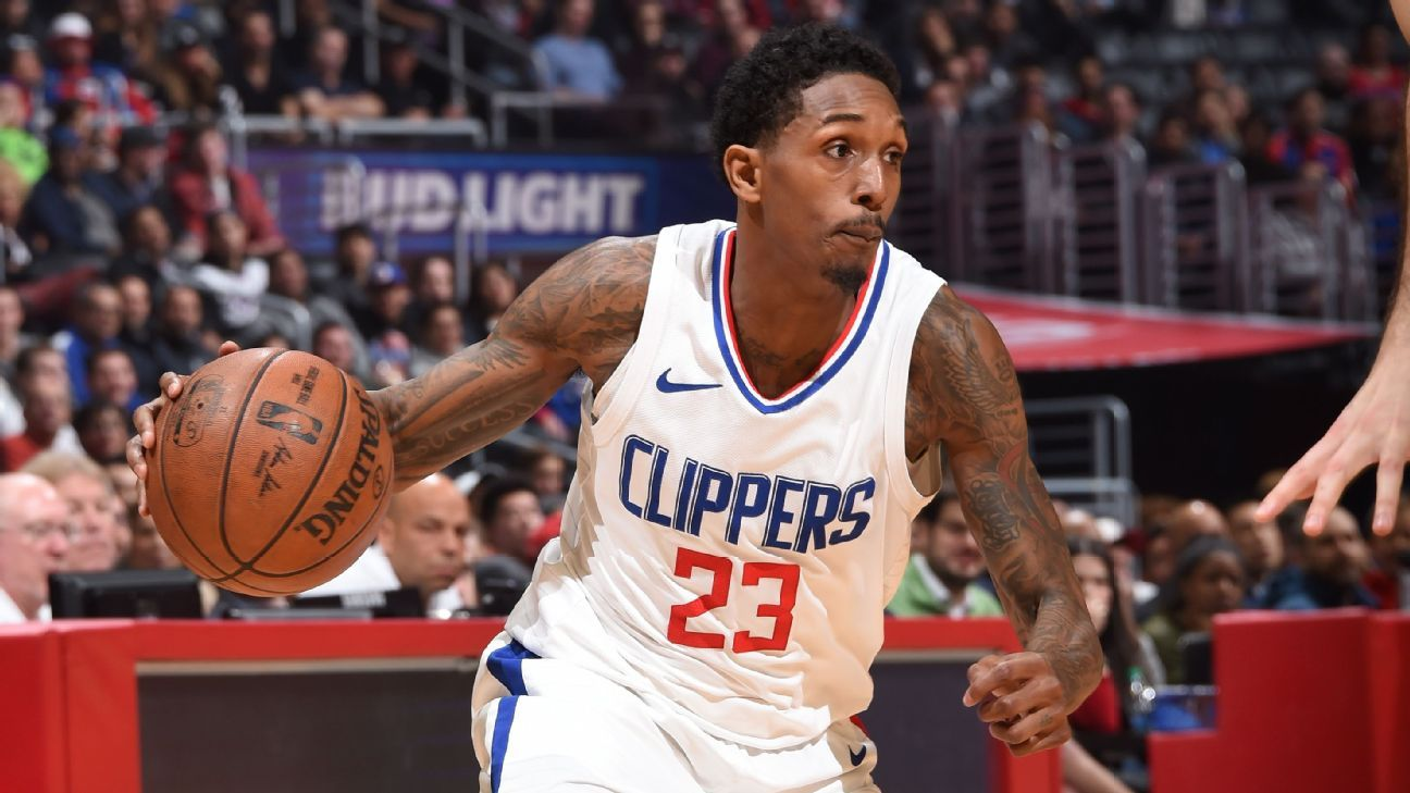 076950afe61 Lou Williams agrees to extension with LA Clippers
