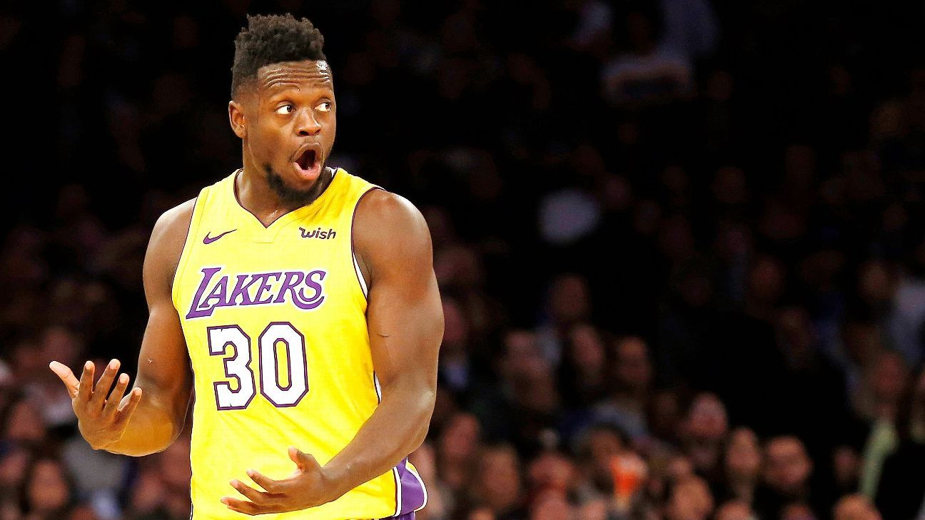 a2aed21439e0 Julius Randle is trying to change the narrative of his future with the Los  Angeles Lakers
