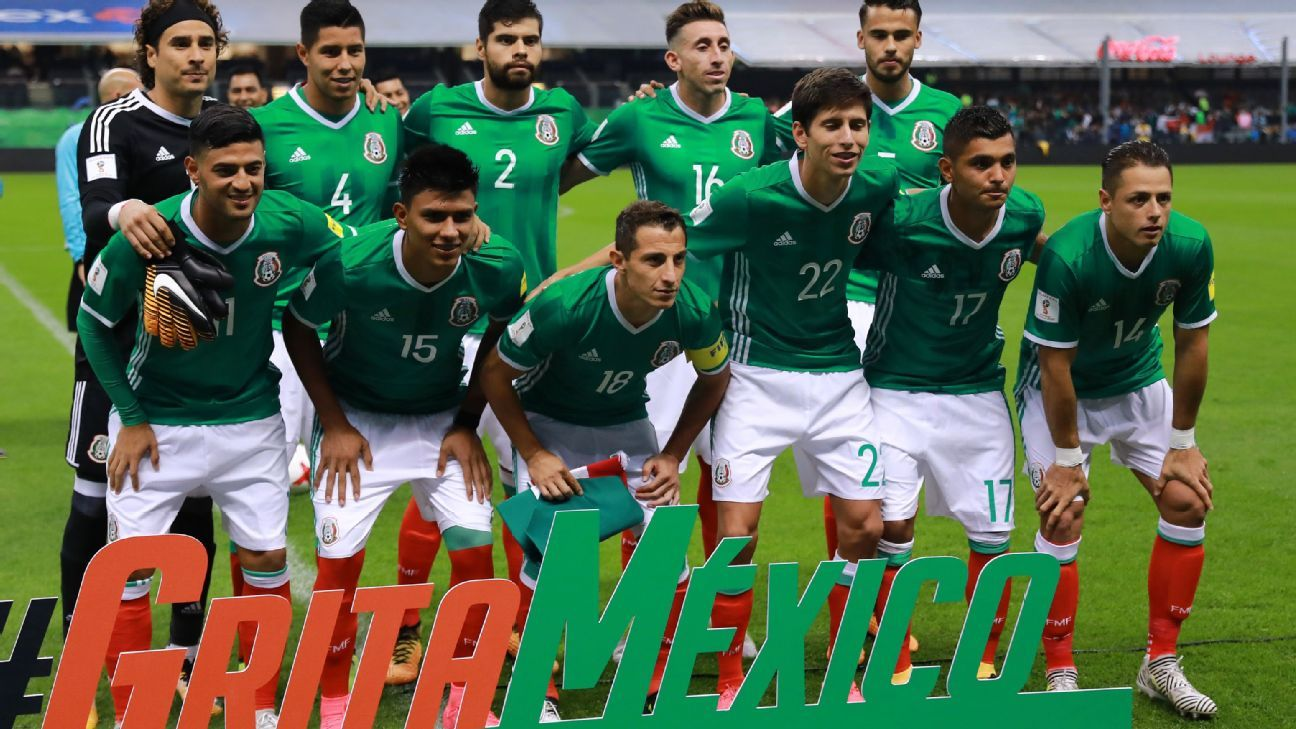 2018 a pivotal year for Mexican federation even beyond the World Cup 904a12dc5ae38