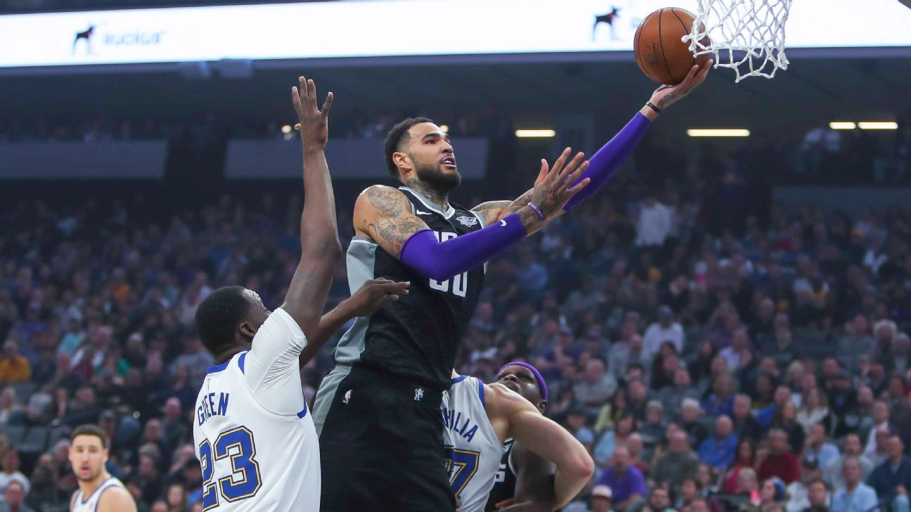 Warriors' Willie Cauley-Stein to miss training camp with foot injury