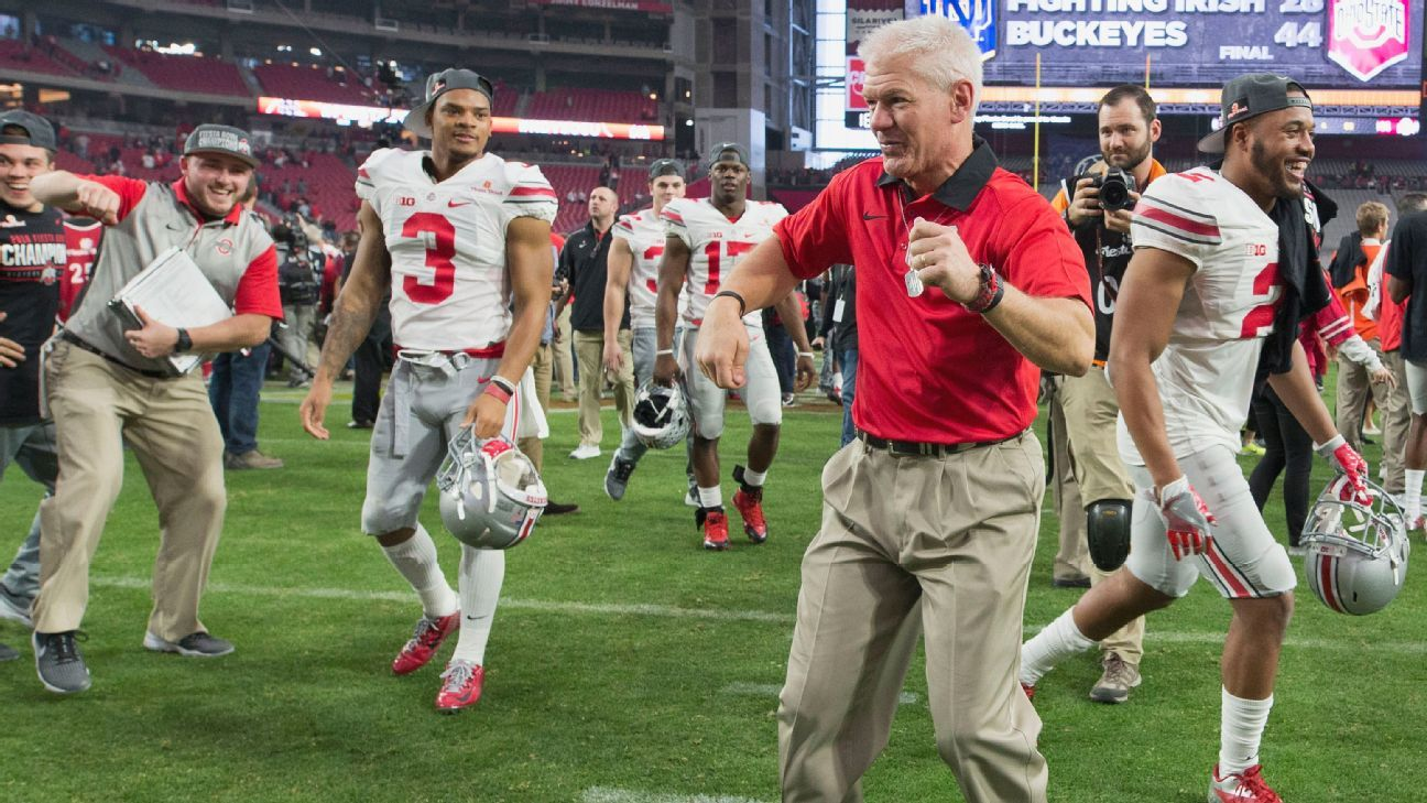 Titans DB coach Kerry Coombs to be Ohio State D-coordinator