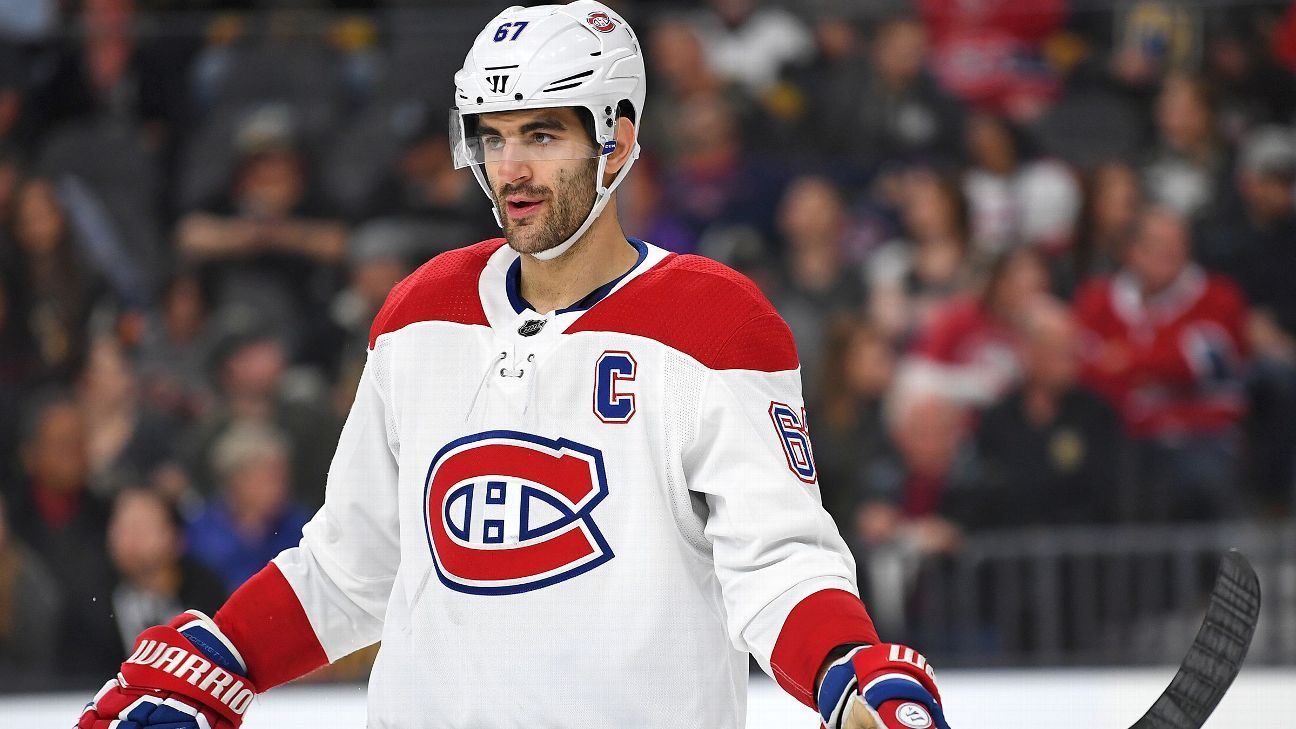 Vegas Golden Knights trade for Montreal Canadiens captain Max Pacioretty 894d18ad6