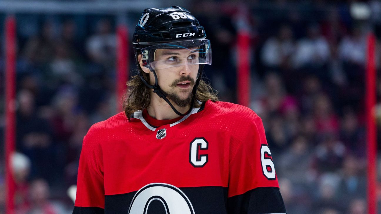 Senators Trade All-Star Erik Karlsson To Sharks-4283