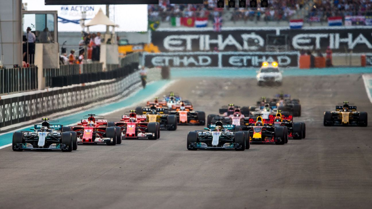 Formula One to launch live streaming service 'F1 TV'