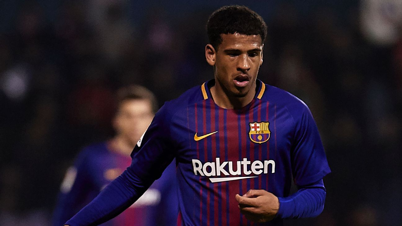 9b2a161fe7f Marcus McGuane set to become Barcelona first English player since Gary  Lineker