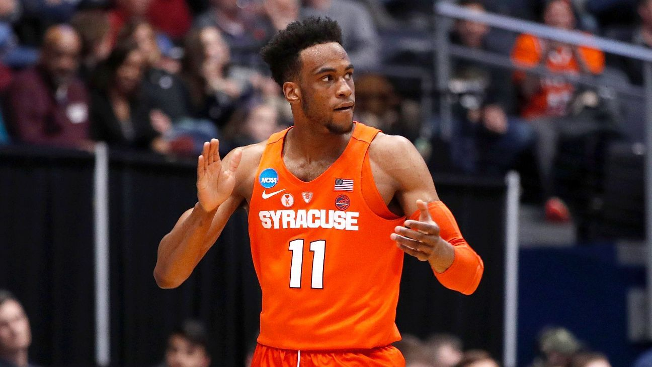 Syracuse forward Brissett leaving for NBA draft