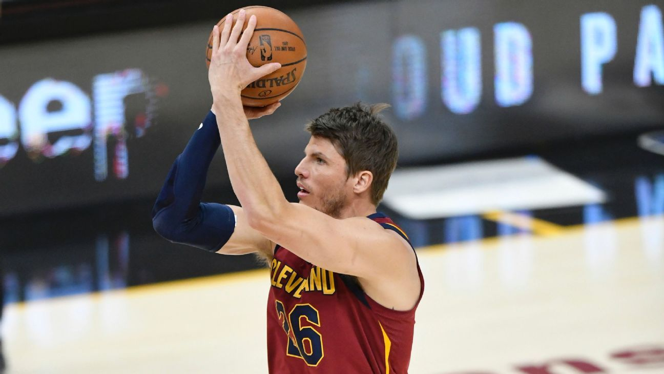 eee1be88337a Kyle Korver still playing at a high level in his 15th NBA season
