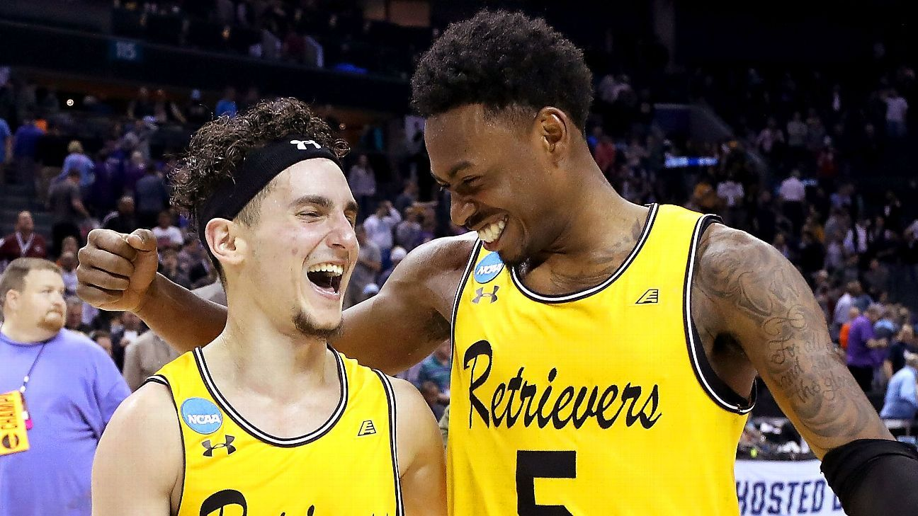 b4c760c2 UMBC pulled off the most unforgettable did-you-just-see-that upset in NCAA  tournament history by knocking off No. 1 overall seed Virginia