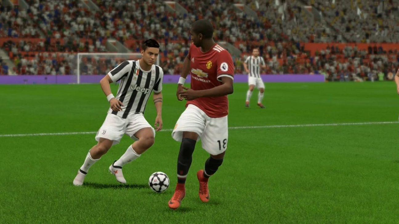 5b28ba169cdc8 Desmonte a defesa adversária em FIFA 18 com os dribles mais efetivos dos  meias