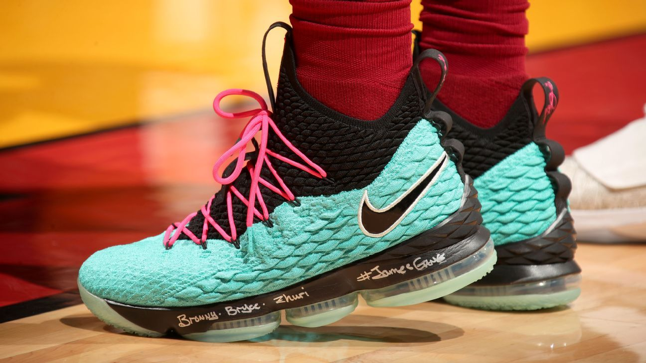 fcb2e88cdd1 Which NBA player had the best sneakers in Week 24