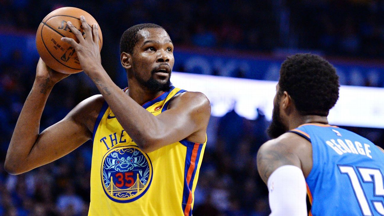 50a8074188c0 Will Golden State Warriors get alternate ending to Kevin Durant sequel  -  NBA