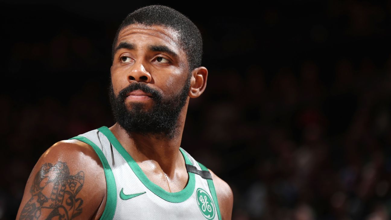 3890cfdf2f20 Standing Rock Sioux to honor Kyrie Irving of Boston Celtics in ceremony