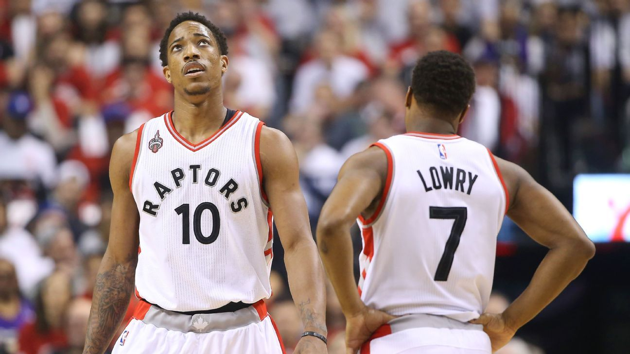 57480d99b NBA Playoffs  Toronto Raptors  crushing streak of Game 1 defeats - NBA