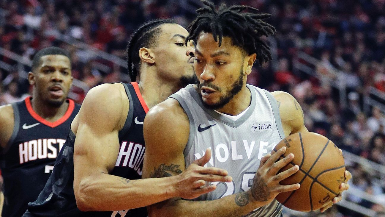 58bec236cc3 Derrick Rose agree on one-year deal with Minnesota Timberwolves